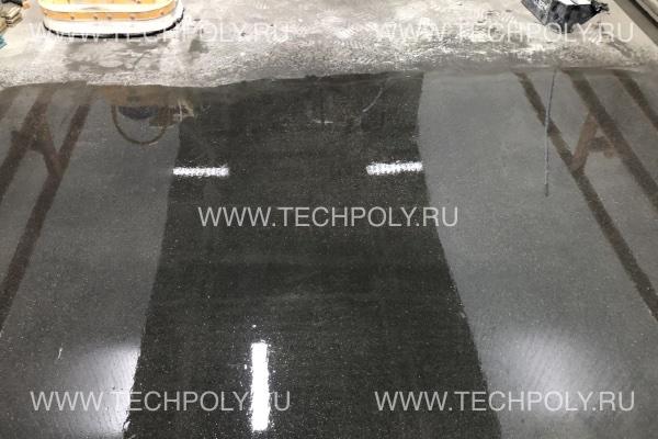 Полировка бетонного пола цена от